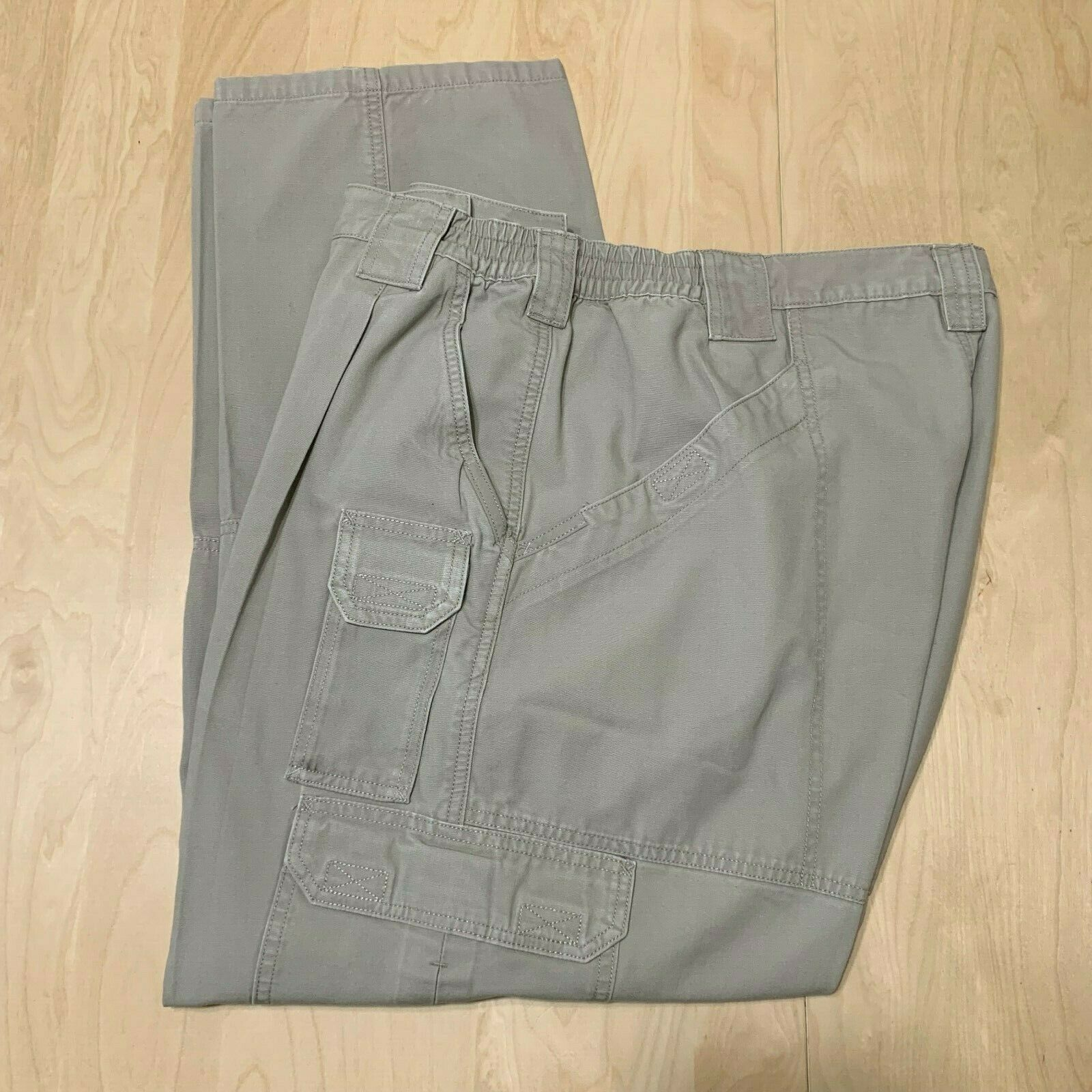 511 TACTICAL Series 74251 PANTS CARGO Paramedic Fire EMT Police 40x30 Beige