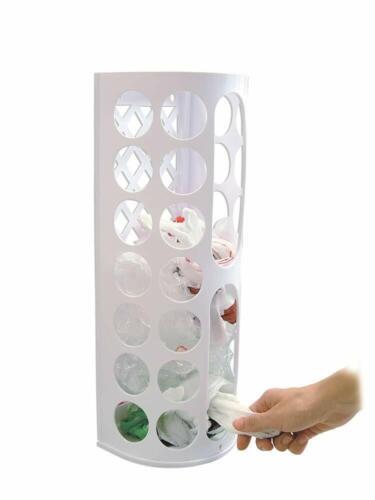 44 cm Bag Dispenser Colour White