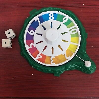 """buildings /& roads from 1991 /""""The Game of Life/"""" Spinner"""