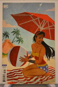 Wonder-Woman-52-DC-Comics-Jenny-Frison-Variant-Cover-1st-Print-Hi-Grade