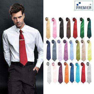 Generoso Premier Colori Alla Moda Cravatta (pr765) - Poliestere Ufficio Lavoro Usura Intelligente Cravatta-mostra Il Titolo Originale Ampia Selezione;