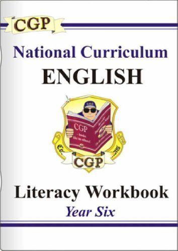 KS2 English Literacy Workbook - Year 6: Year 6 Pt. 1 & 2 By Richard Parsons