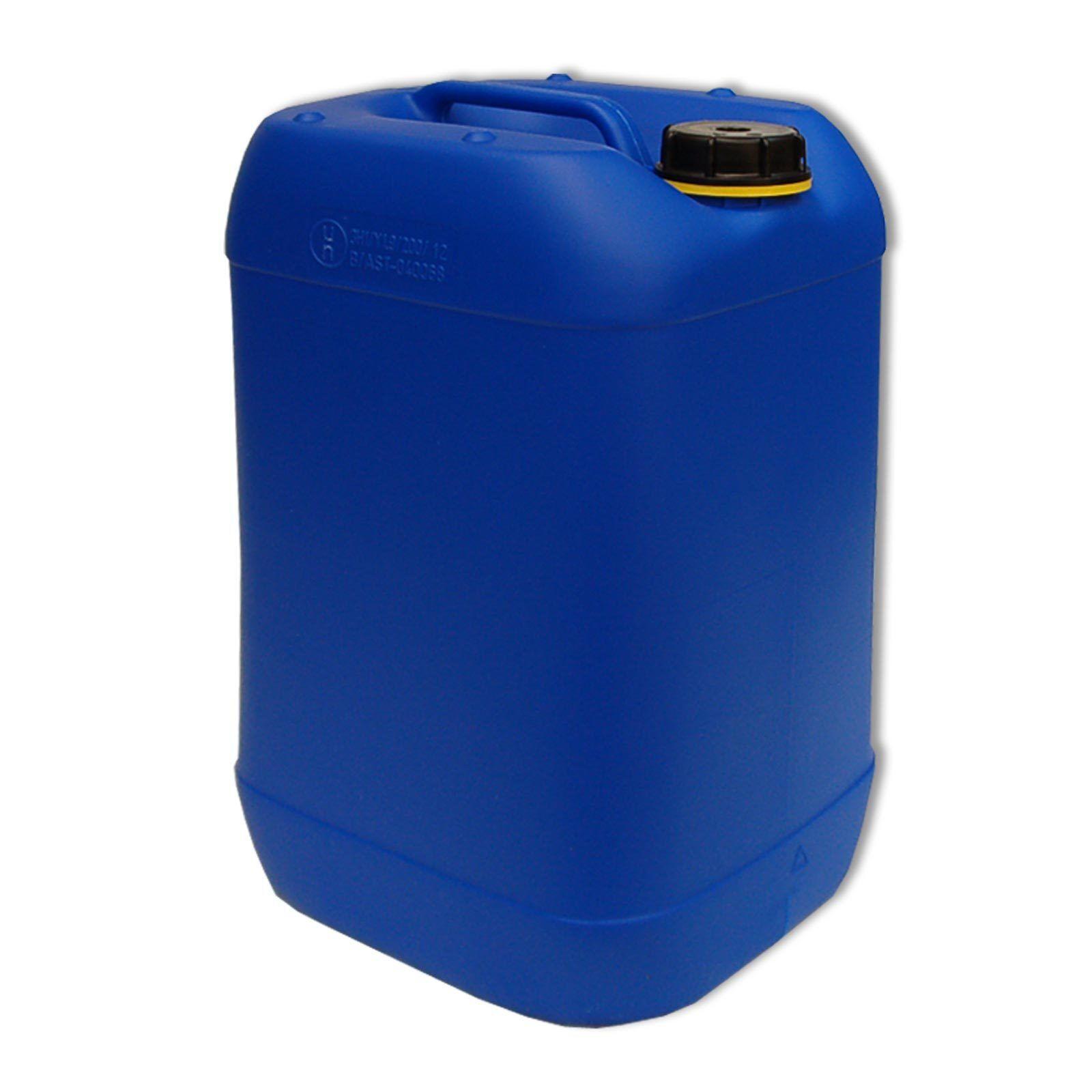 Bidon plastique 25 L, DIN 61 Bleu, HDPE alimentaire fabriq. fabriq. fabriq. en Allemagne (22248) ff3f03