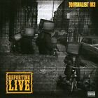 Reporting Live [PA] by Journalist 103 (CD, Oct-2012, iHipHop)