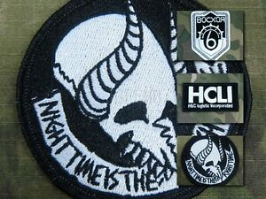 Jormungand ヨルムンガンド Series Embroidery Patch HCLI SealTeam9 Bocxor6