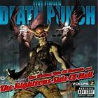 FIVE FINGER DEATH PUNCH WRONG SIDE OF HEAVEN Volume 2 CD NEW