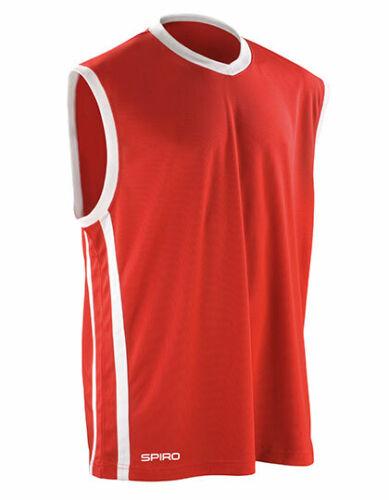 Basketball Shirt Mesh Shirt Trikot atmungsaktiv schnell trocknend