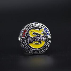LeBron James 2020 Los Angeles Lakers Championship Ring ...