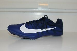 Nike-Zoom-Rival-S-9-Sprint-Racing-Spikes-Track-Men-039-s-Women-039-s-Blue-MSRP-65-NEW