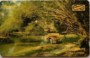 Malaysia Used Phone Cards - Landscape Kuala Lumpur