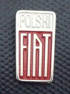 Polski Fiat Polnische Fiat Anstecknadel pin pins - Poznan, Polska - Zwroty są przyjmowane - Poznan, Polska