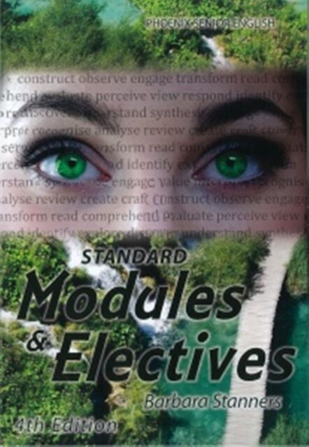 HSC English Standard Modules and Electives teacher resource book