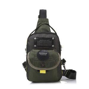 8f248250eadf 2018 Sport Pack Shoulder Sling Backpack Men Women Chest Gym Bag ...