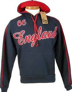 RICCI JEANS ENGLAND 66 WORLD CUP ZIP TRACK TOP WHITE MEN/'S CASUAL JACKET SIZE M