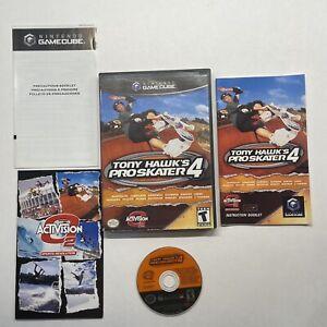 Tony-Hawk-039-s-Pro-Skater-4-Nintendo-GameCube-2002-COMPLETE