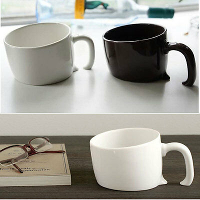 NEW Novelty Ceramic Mug Coffee Mug Funny Sinking Mug innovative Design 722