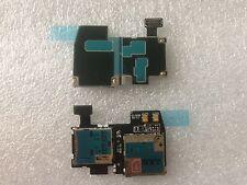 Simkarten Flex Micro SD Slot Sim Leser Reader für Samsung Galaxy S4 Active i9295