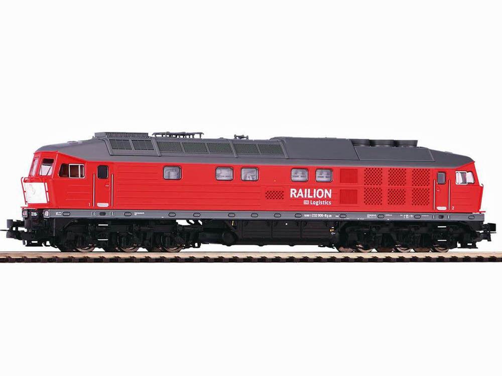 Piko 52769 diesellok br 232 DB AG railion ac digital h0