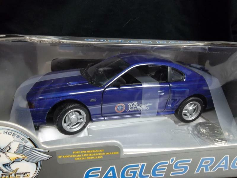1 18 Eagle's Eagle's Eagle's Race Ford Mustang GT '94 HT 30th Anniversary Limited Edition MIB 2dd8a4