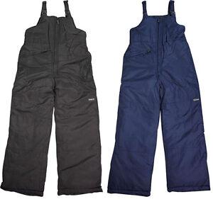 025b5d99fc40 Osh Kosh B gosh Adjustable Boys 8-16 Snowsuit Bib Ski Winter Pants ...