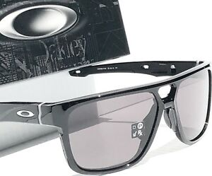 Image is loading NEW-Oakley-CROSSRANGE-PATCH-Matte-Black-Grey-Sunglass- df2c6336eb