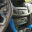 Ford-Focus-Mondeo-MK3-MK2-RS-ST-Startknopf-Gelbadge-Emblem-Gel-Embleme Indexbild 1