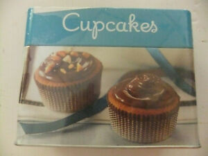 Details About Cupcakes Recipe Box Includes 99 Recipes And 5 Section Dividers In Tin Box