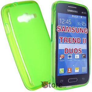 Cover-Custodia-Per-SAMSUNG-GALAXY-TREND-2-II-G313-G313H-VERDE-silicone