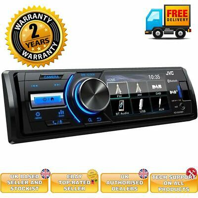 K701 DAB Car Radio Stereo MP3 Player 1Din Autoradio Bluetooth RDS AM FM Rad B8W7