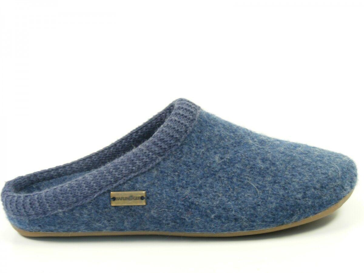 Haflinger Scarpe Donna Donna Donna Uomo Pantofole Pantofole Lana Everest Classic 481002 | scarseggia  | Scolaro/Ragazze Scarpa  2c2959