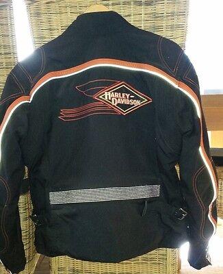 Original Harley Davidson Motorradjacke Gr. M