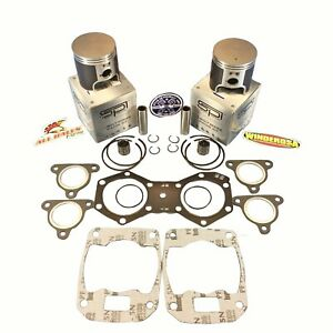 Neuf-Polaris-25mm-O-S-2003-2016-550F-Spi-Pistons-Haut-Fin-Joints-Sport-Rmk-Fan