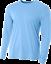 A4-Men-039-s-Moisture-Wicking-Tech-Long-Sleeve-Resistant-T-Shirt-N3165-UPF-44-UV thumbnail 9