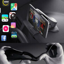 Car Dashboard Clamp Clip Mount Holder Stand for Mobile Phone iphone X Galaxy Gut