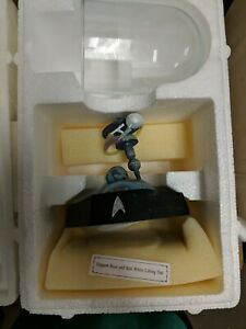 Star-Trek-The-Search-For-Spock-Limited-Edition-Sculpt-Dome-1996-RARE