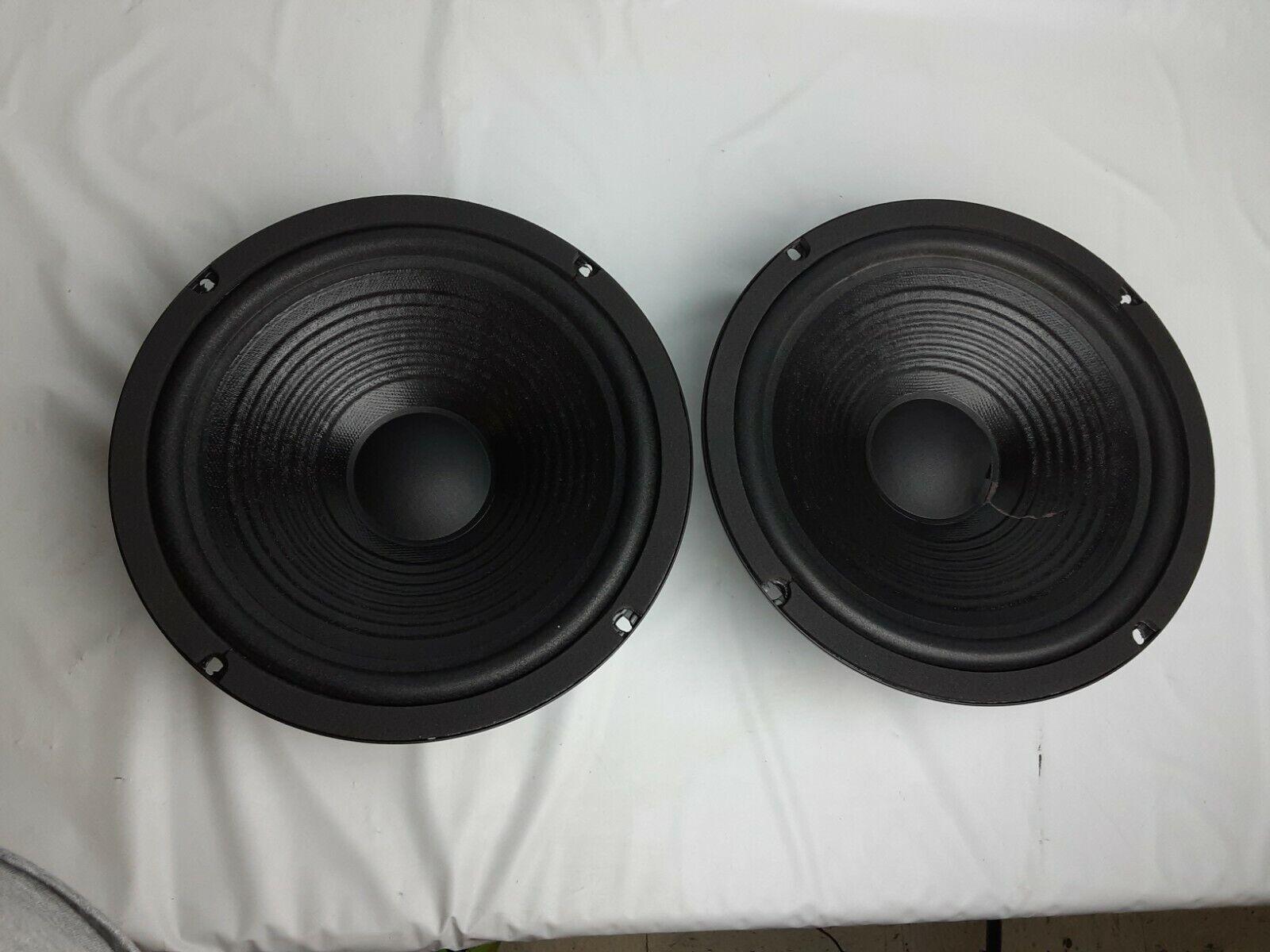 "s l1600 - 2 JBL Model 510G 10"" 8 Ohm Midrange Speakers P/N 70107 / G400, 4800, 3800, 8330"