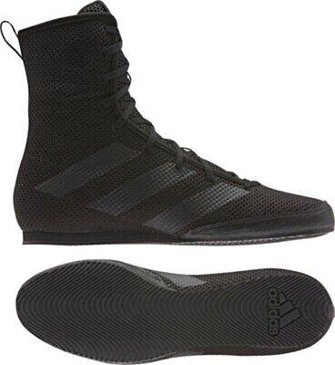 Adidas Boite Porc 3 Boxe Bottes Noir Chaussures Hommes Femmes Tennis Ring Combat | eBay