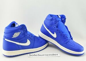 quality design 77981 f8daa Details about Air Jordan 1 Retro High OG - CHOOSE SIZE - 555088-401 Sail  Hyper Royal Off White