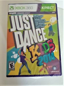 Just-Dance-Kids-2014-Kinect-Game-for-Xbox-360-New-Factory-Sealed-Family-Fun