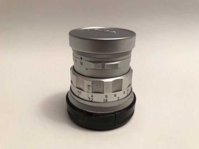 Leica Summicron M 2.0/50mm Rigid Chrom