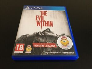 THE EVIL WITHIN SONY PLAYSTATION 4 PS4 EDITION FR PAL