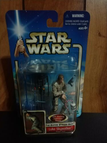Star Wars Luke Skywalker Bespin Duel Saga 2002 #29 The Empire Strikes Back