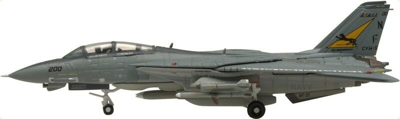 Hogan wings 7822 us navy f-14a tomcat vf-21 scale 1 200 M-series-NEUF