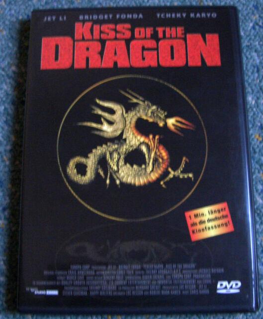 DVD Kiss of the Dragon - ungekürzt - Jet Li, Bridget Fonda