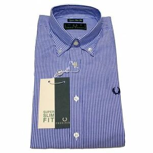 Camicia-Fred-Perry-Uomo-Men-shirt-button-down-slim-fit-v0031-popeline