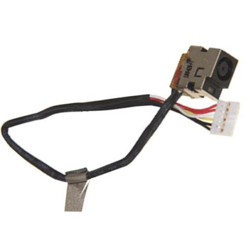 Connector dc power jack HP dv6-2166ss
