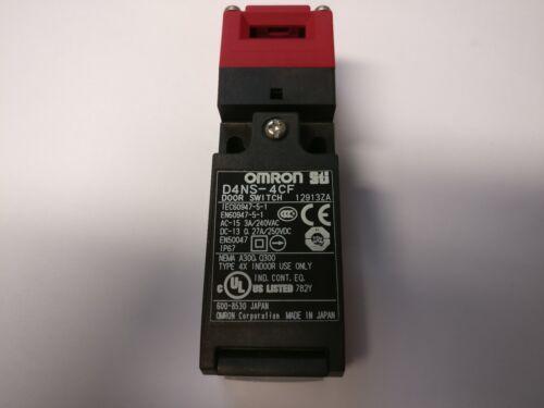 Omron D4NS-4CF Sicherheits-Zuhaltung