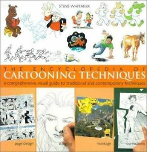 The-Encyclopedia-of-Cartooning-Techniques-A-Comprehensive-Visual-Guide-to-Trad