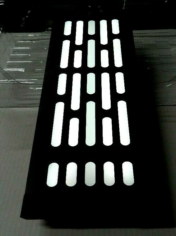 HOT TOYS MMS418 STAR WARS HAN SOLO LIGHTED WALL NEW LED LIGHTS on eBay thumbnail