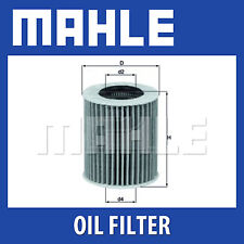 Mahle Oil Filter OX413D2 - Fits Lexus IS220, GS - Genuine Part